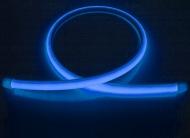 Термостойкая светодиодная лента SMD 2835 180LED/m 24V Blue IP68
