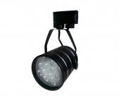Светодиодный светильник SPOT для трека 12W Чёрный