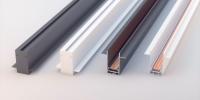Встраиваемый магнитный шинопровод Magnetic Track 34-300 черный